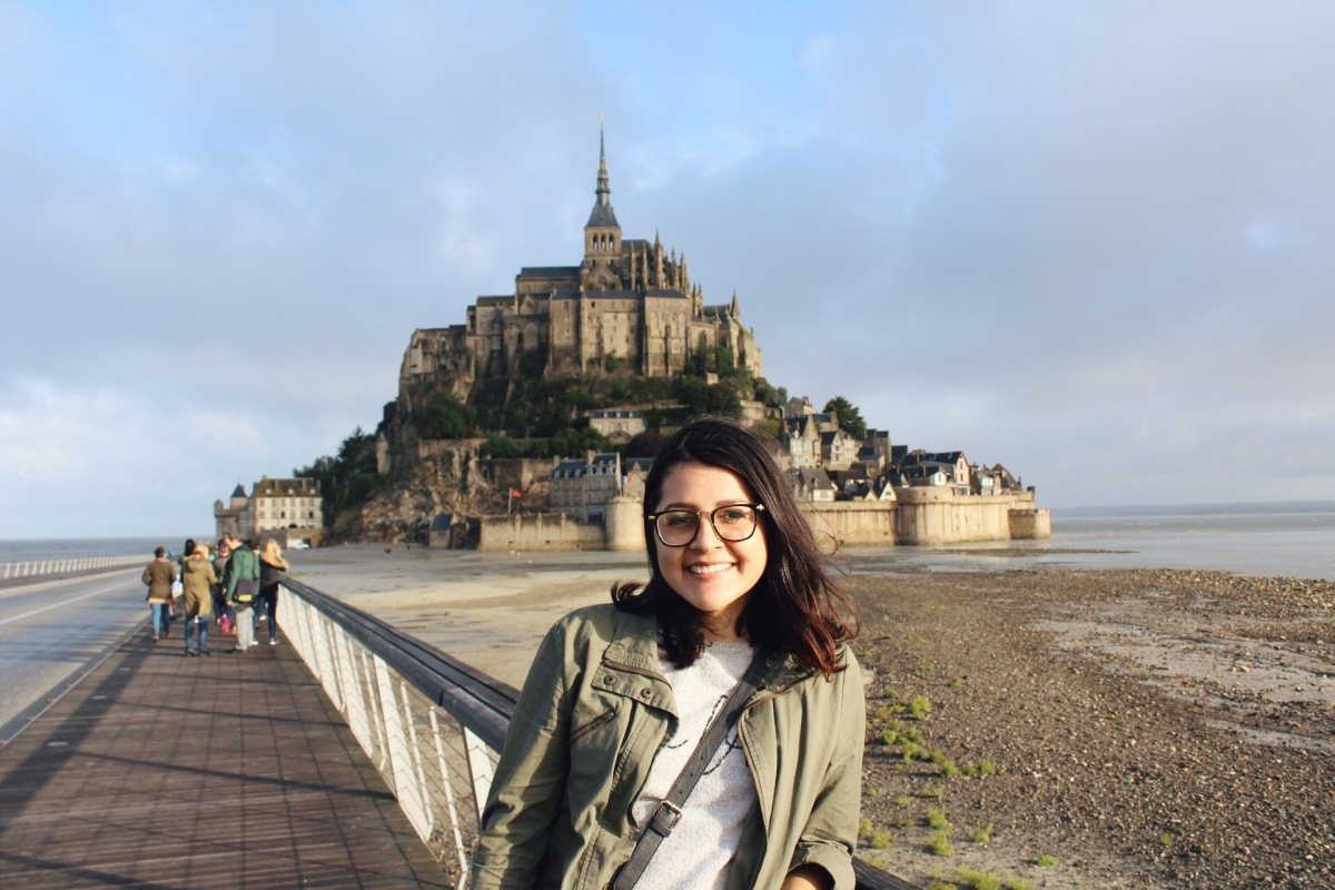 EXPLORING SAINT-MICHEL AND NORMANDY