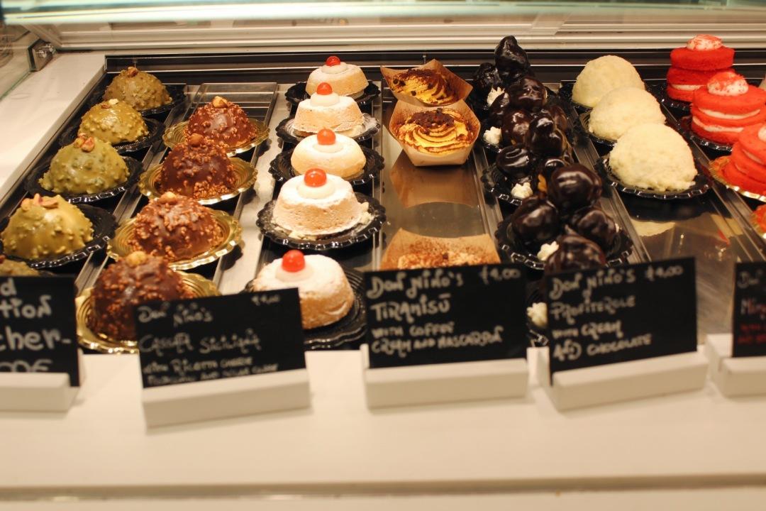 Dessert options pt. 1