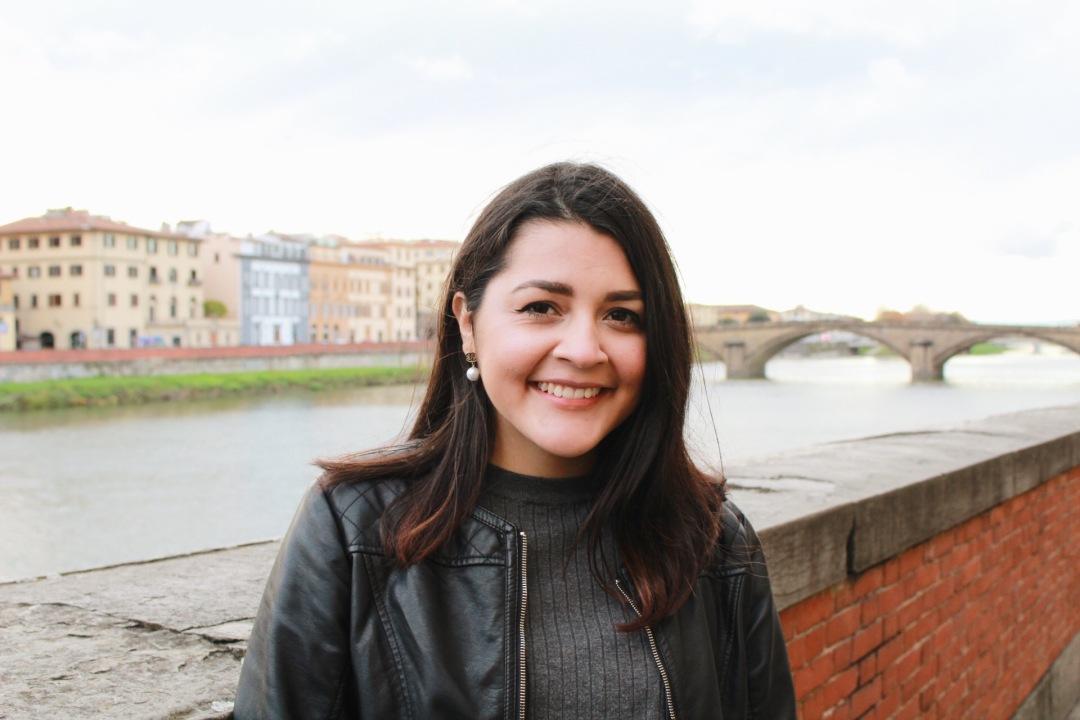Selfie at Ponte Vecchio